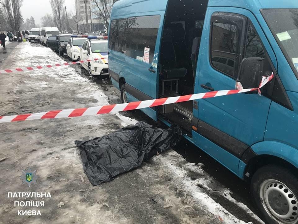 Контрактник військової частини з дислокацією у Білій Церкві вбив людину на зупинці громадського транспорту