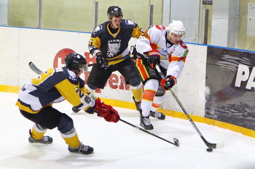 «Білий Барс» програв «Кременчуку» в матчі УХЛ