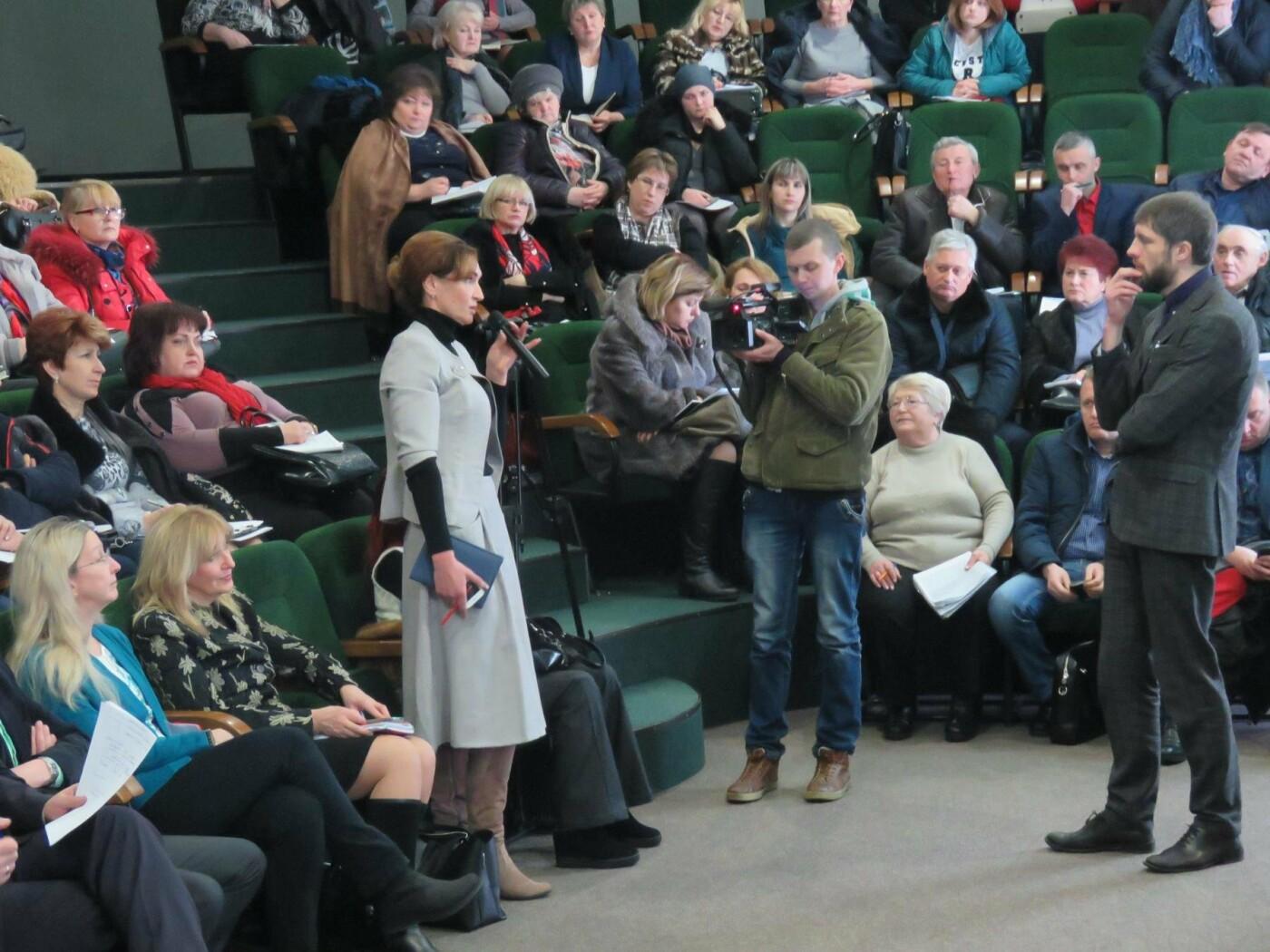 У Білу Церкву завітала очільниця МОЗ Уляна Супрун