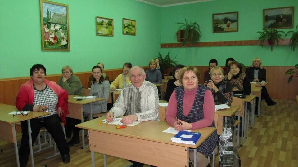 У Білій Церкві стартував волонтерський проект «Знаймо українську!»