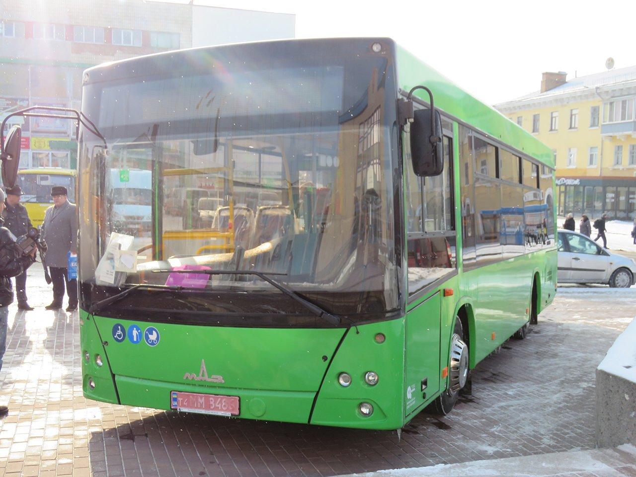 """У Білій Церкві планують придбати автобуси для """"Тролейбусного управління"""""""