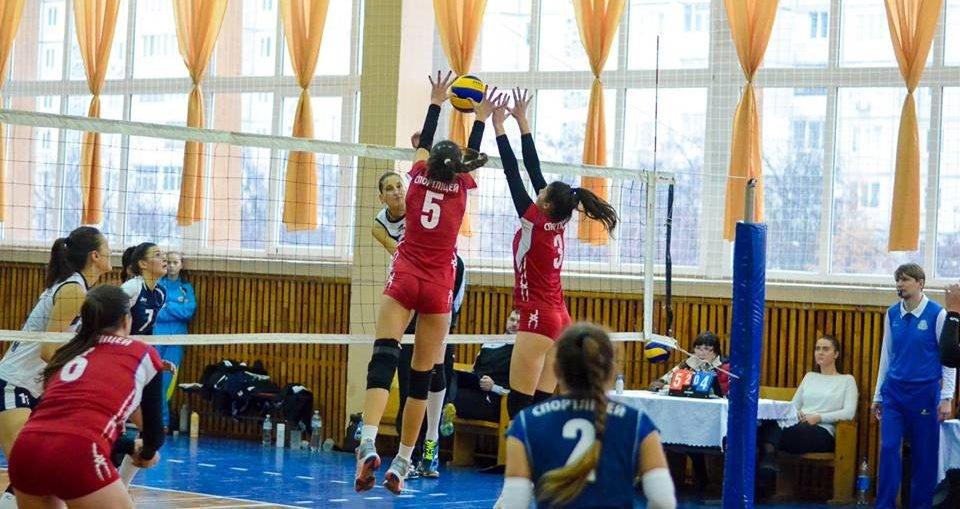 Спортліцей посів 6 місце у чемпіонаті України Вищої ліги з волейболу серед жінок, фото-1