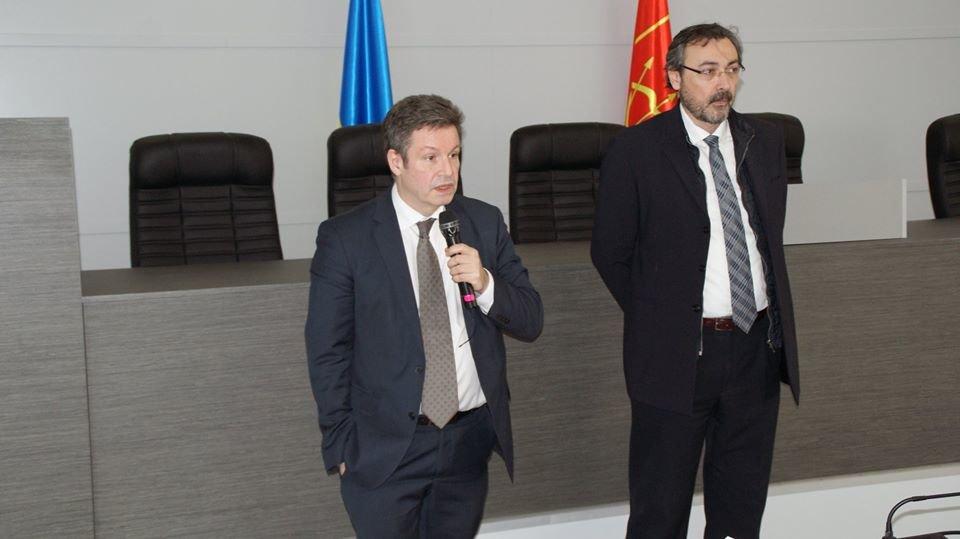 Білоцерківський вантажний авіаційний комплекс відвідали представники Європейського Союзу