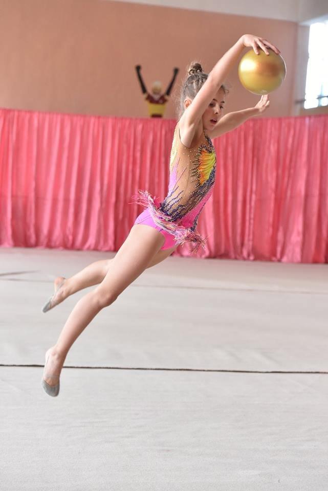 У Білій Церкві відбувся турнір з художньої гімнастики «Little Lady»