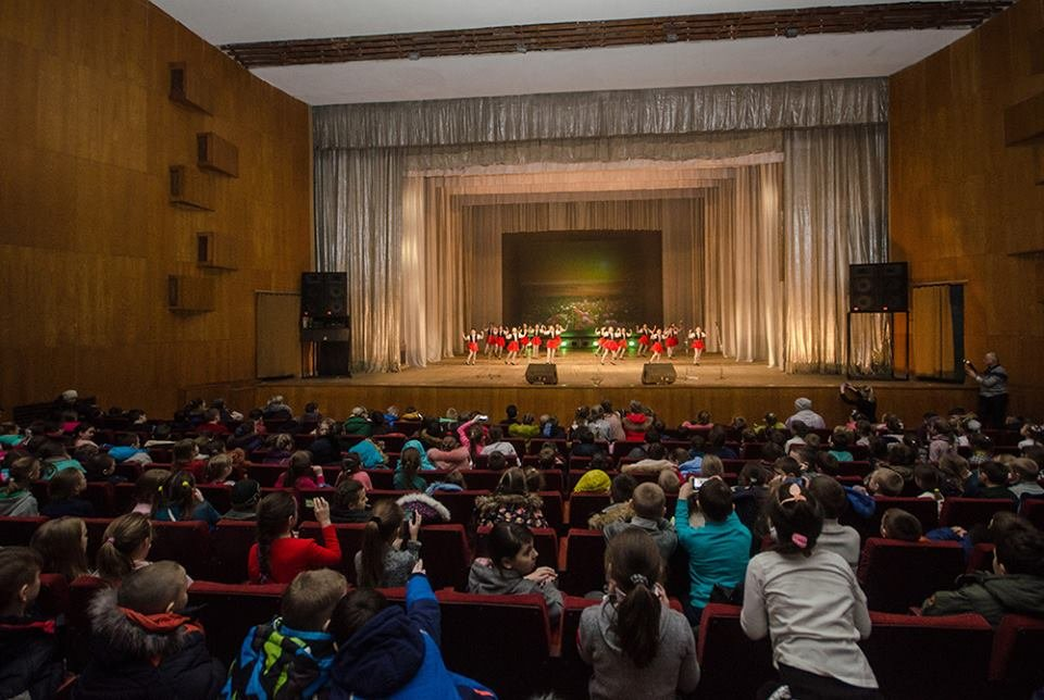 У Білій Церкві відбувся благодійний концерт на підтримку Яна Мельника