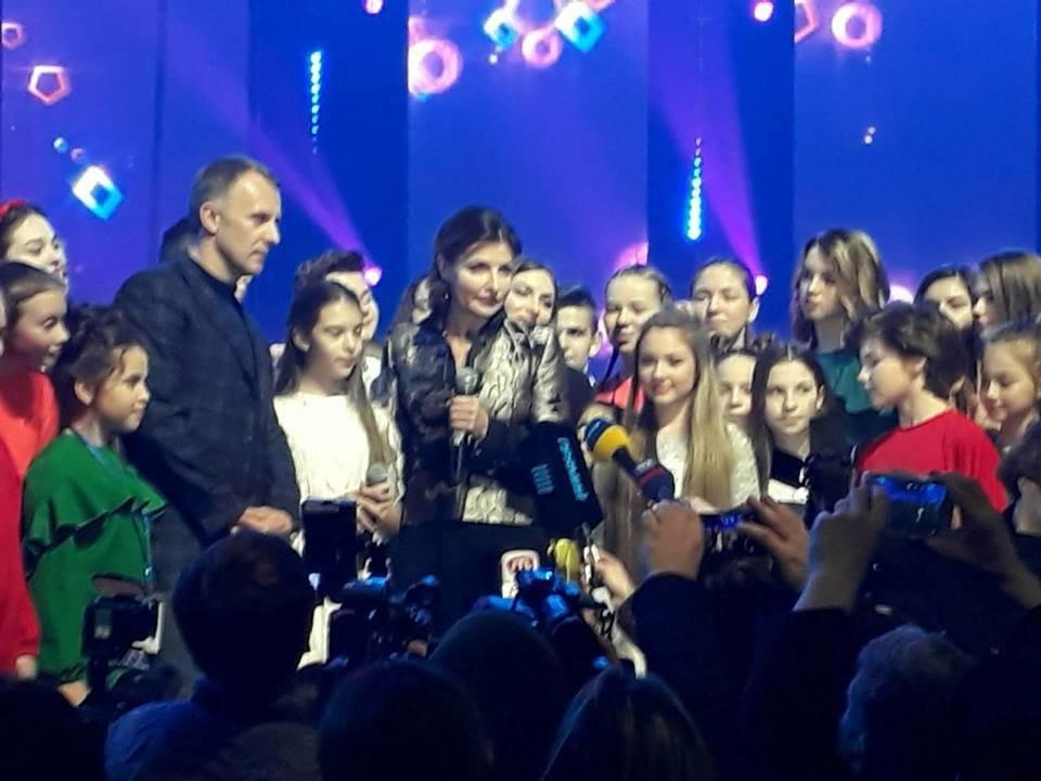 Білоцерківчанка Катерина Білецька посіла друге місце у регіональному відборі «Яскраві діти України»