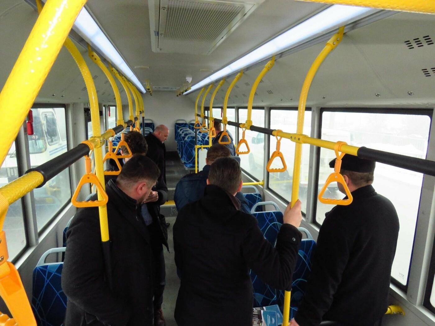На вулицях Білої Церкви можуть з'явитися електроавтобуси