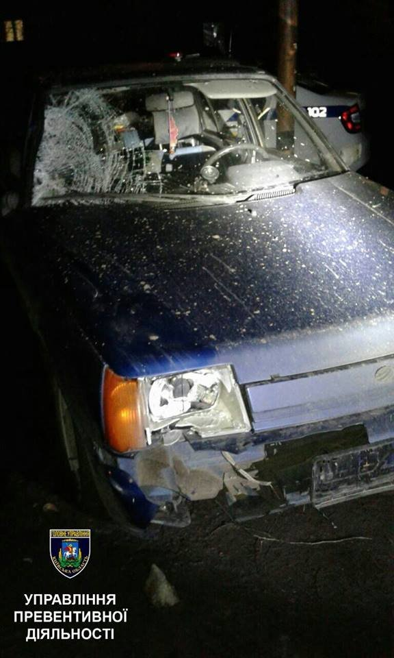 На Білоцерківщині у селі Шкарівка п'яний водій збив пішохода і втік , фото-1
