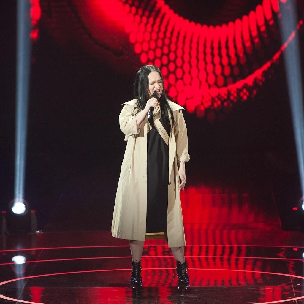 Олена Луценко із Білої Церкви пройшла у прямі ефіри Голосу країни-8