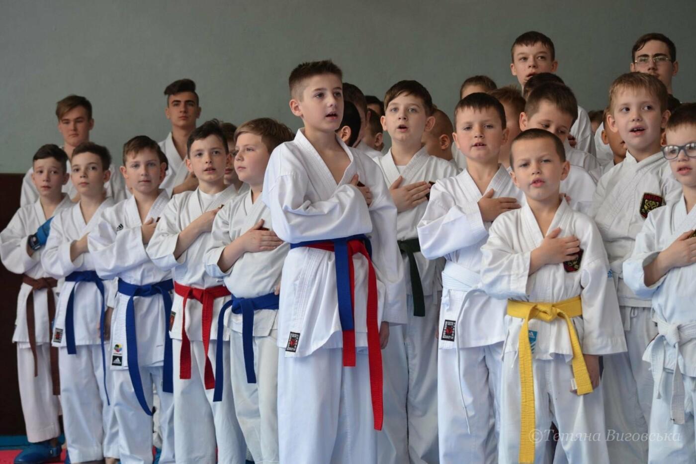 У Білій Церкві відбувся Київський обласний турнір з карате