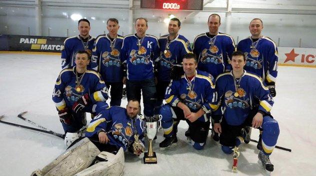 """Білоцерківська """"Рось"""" виграла хокейний турнір на Кубок Дмитра Христича , фото-1"""