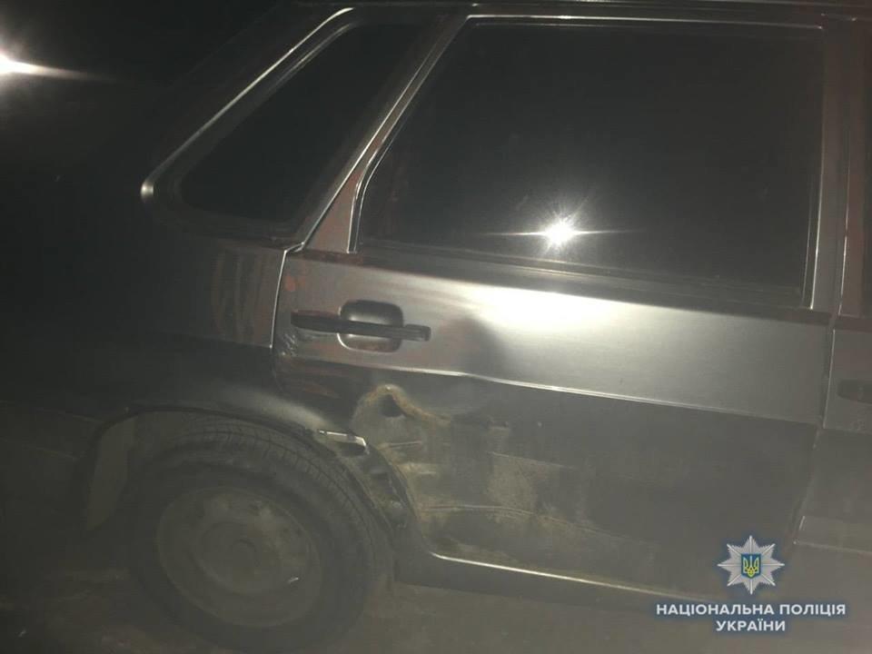 У Білій Церкві юнак викрав автомобіль