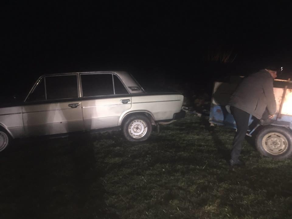 «Рибні браконьєри»: на Білоцерківщині спіймали чоловіків, які незаконно виловили 200 кг риби