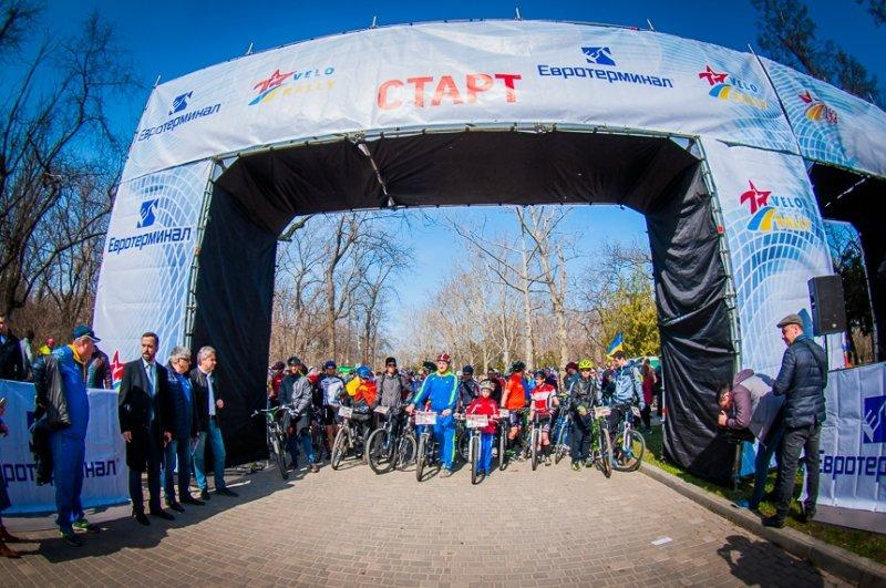 Білоцерківська команда «In Velo Veritas» взяла участь у веломарафоні «Одеська велосотка-2018»