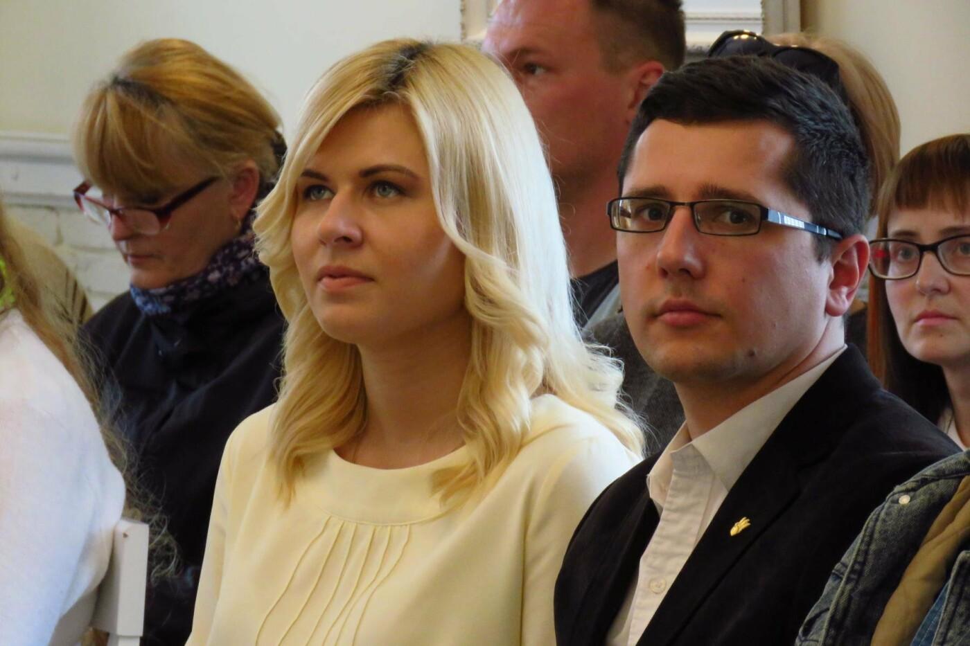 У Білій Церкві вручили молодіжну літературно-мистецьку премію ім. М.С. Вінграновського