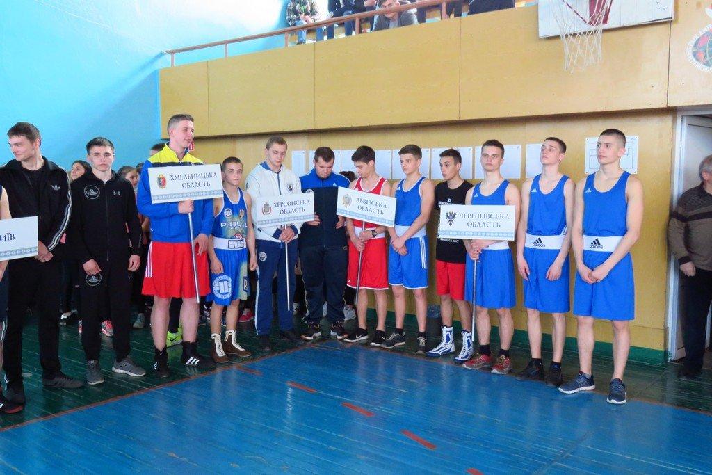У Білій Церкві відбувся Всеукраїнський турнір з боксу, присвячений П. Р. Поповичу