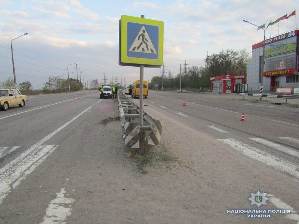 ДТП під Білою Церквою: на пішохідному переході збили дівчину