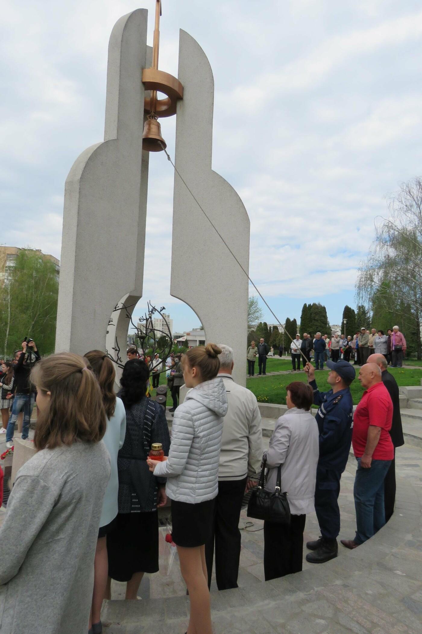 У Білій Церкві вшанували пам'ять жертв Чорнобильської катастрофи, фото-9