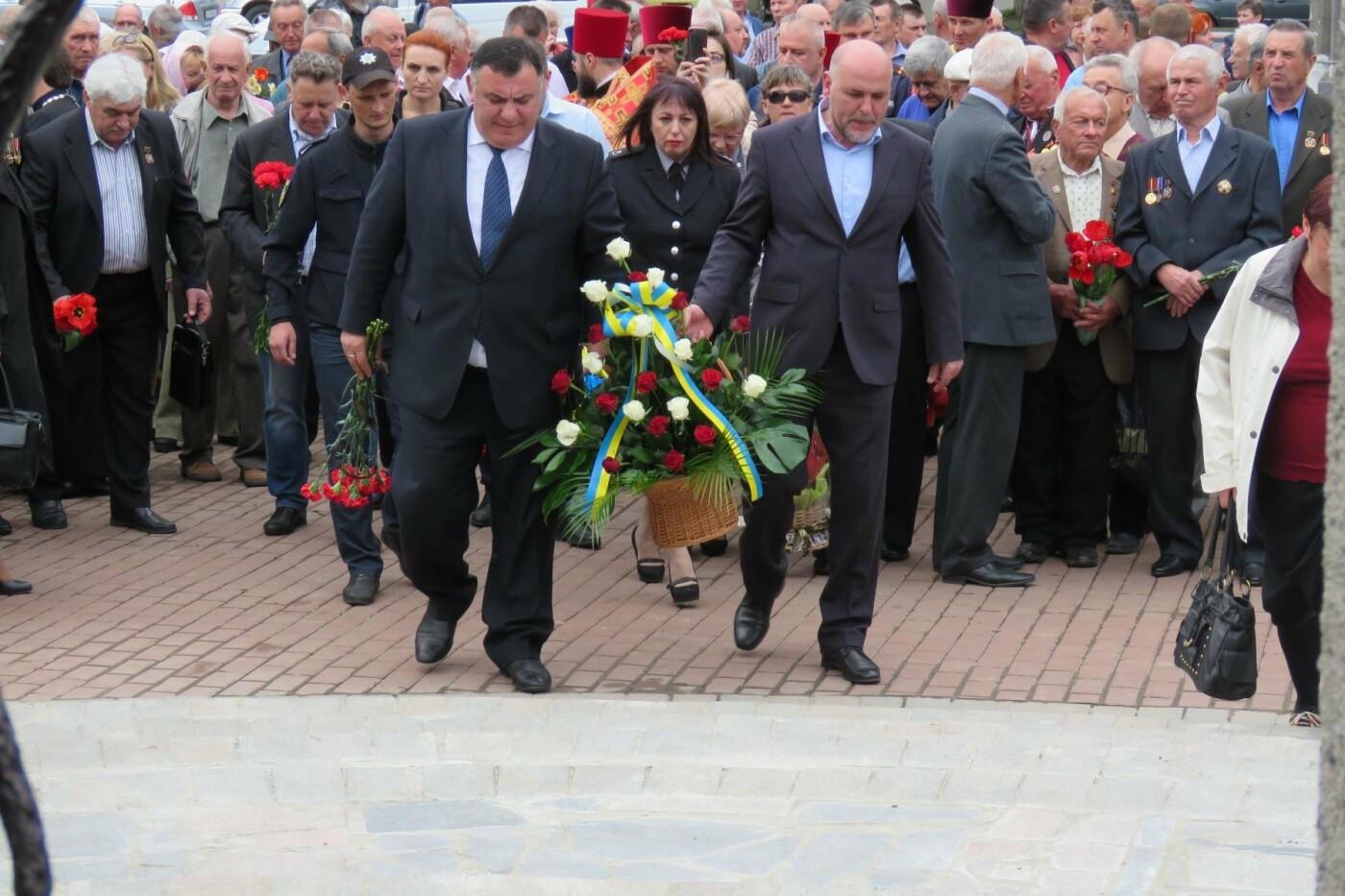 У Білій Церкві вшанували пам'ять жертв Чорнобильської катастрофи, фото-1