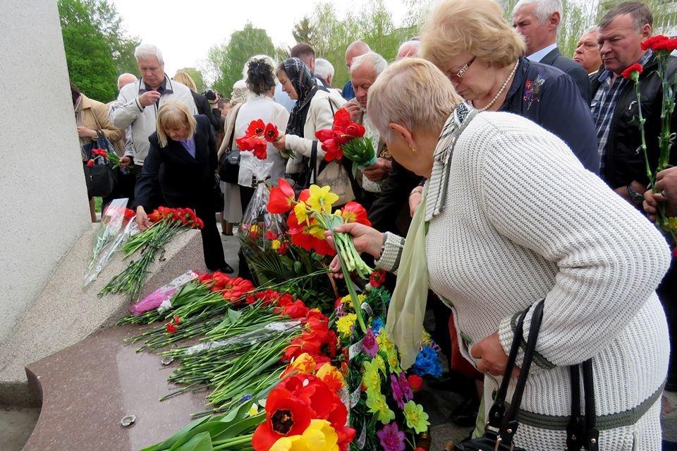 У Білій Церкві вшанували пам'ять жертв Чорнобильської катастрофи, фото-8