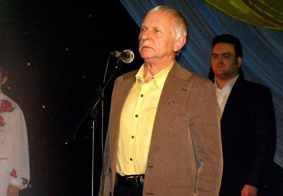 Пішов із життя видатний актор театру ім. Саксаганського Анатолій Бевз