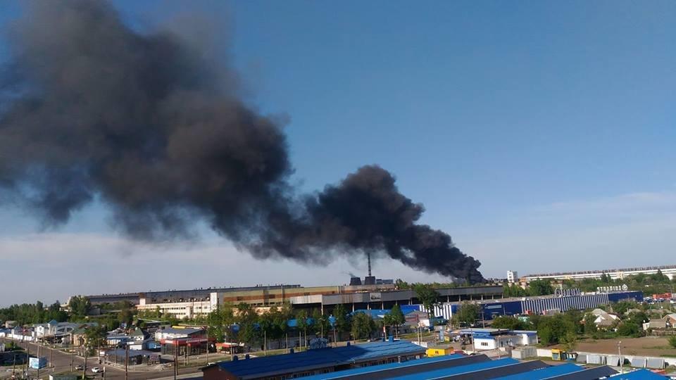 Внаслідок масштабної пожежі в Білій Церкві питна вода у Миронівці та Богуславі може бути небезпечною, фото-2