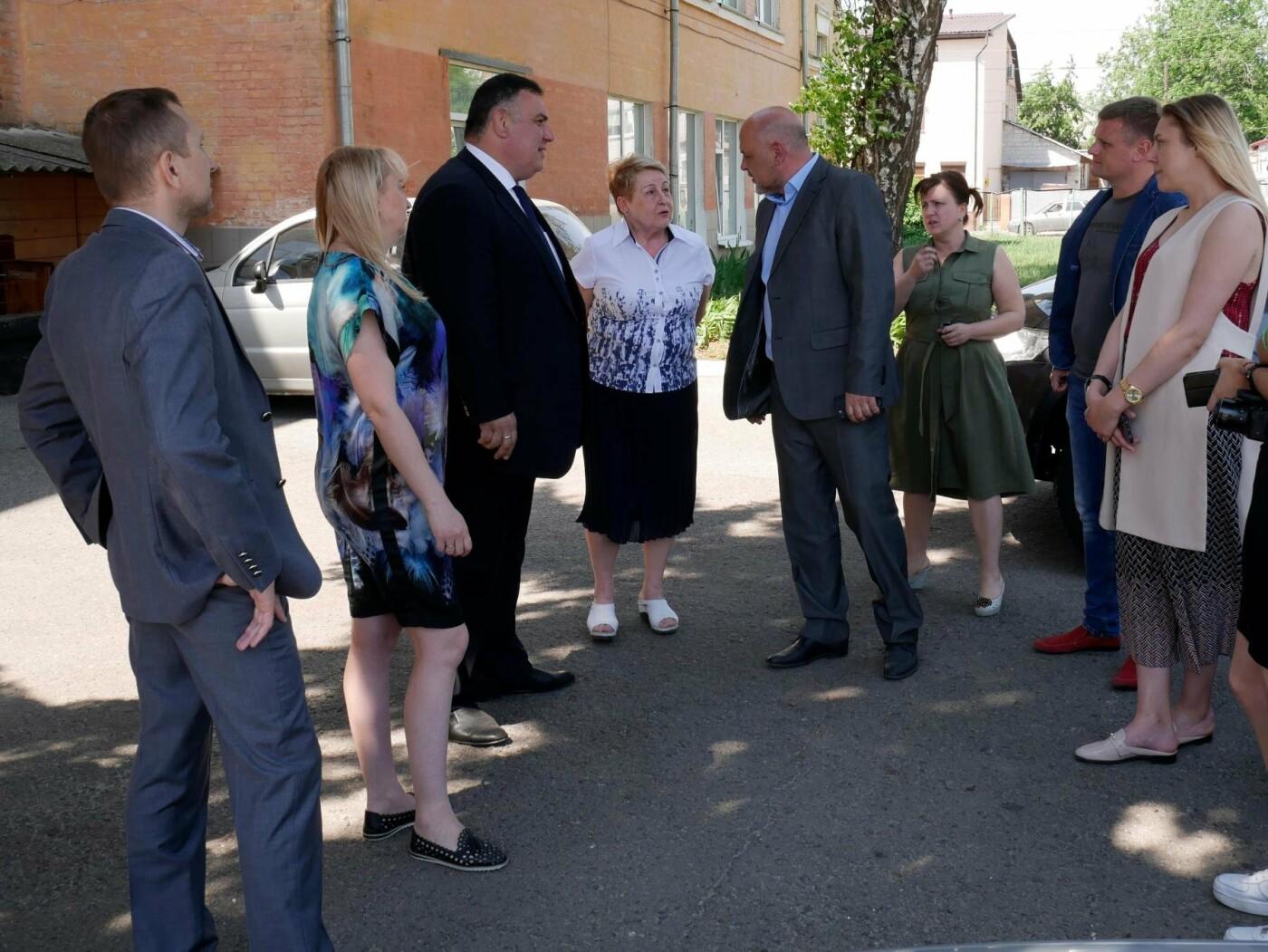 У Білій Церкві шукають фінансування для підземного переходу на залізниці між масивами Томилівський та Леваневського
