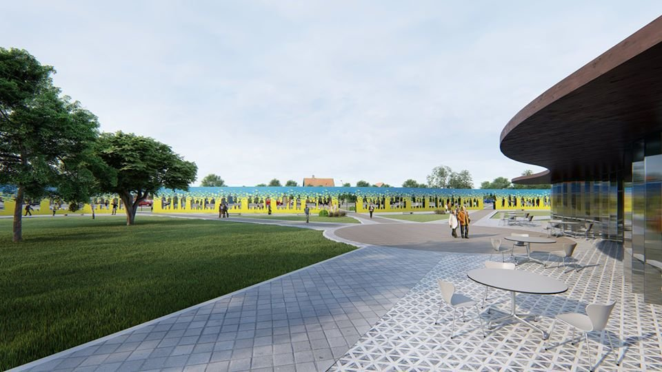 Скульптура «Шлях до Соборності»