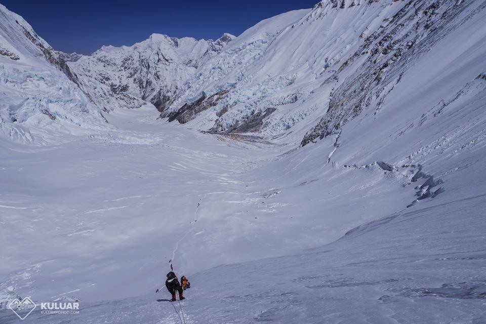 Білоцерківець Тарас Поздній підкорив найвищу вершину світу