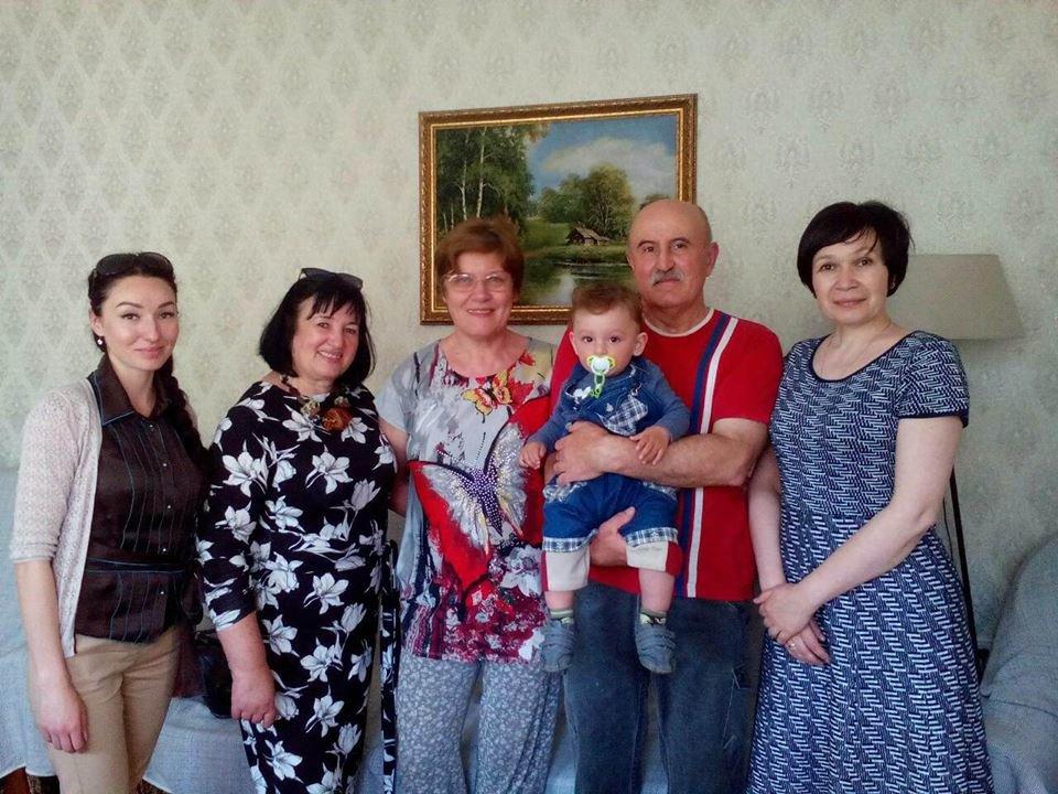 У Білій Церкві привітали прийомні сім'ї з Днем сім'ї
