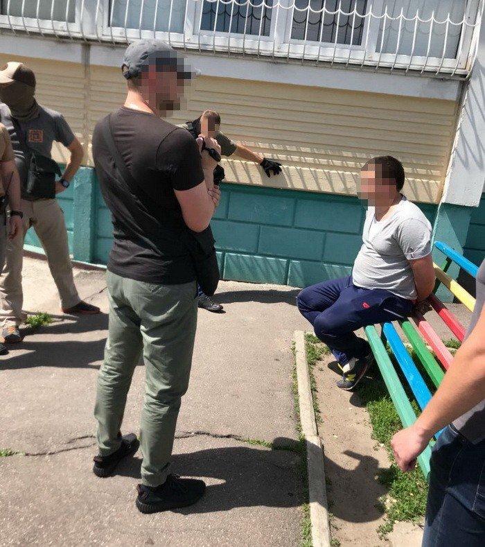 Капітан поліції вимагав у жителя Білої Церкви 59 тисяч хабара