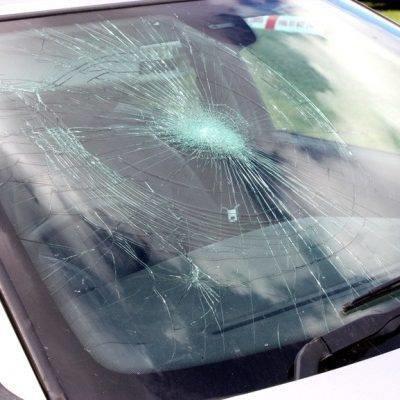 У Білій Церкві затримали п'ятьох юних хуліганів, що кидали каміння в автомобілі, фото-1