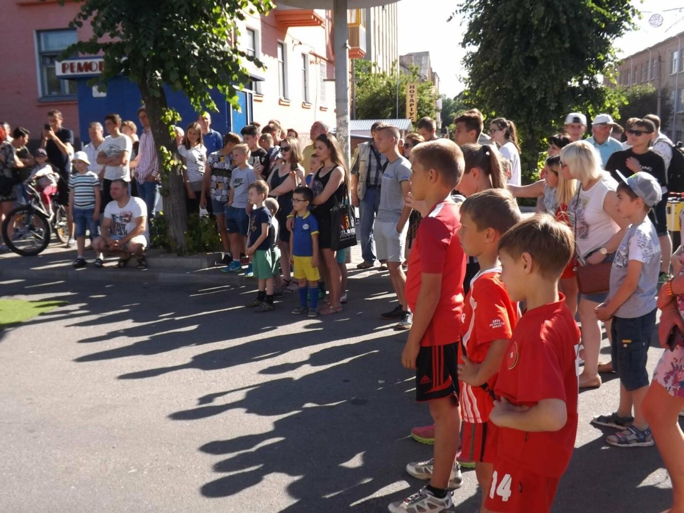 Вірні збірній: У Білій Церкві відбулося футбольне свято