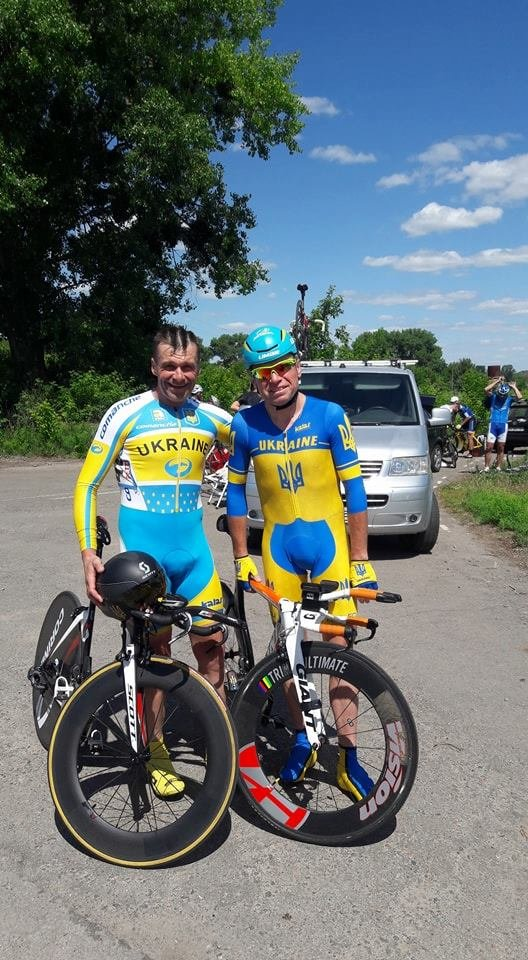 У Білій Церкві урочисто відкрили ХХ Чемпіонат України з велосипедного спорту серед ветеранів, фото-5