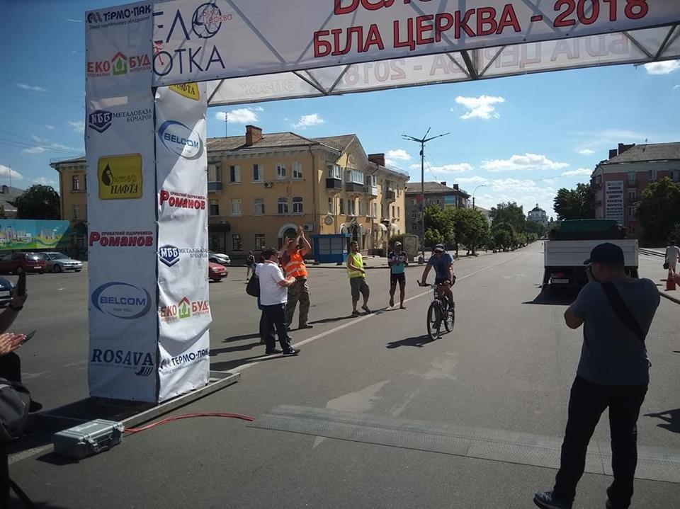 У Білій Церкві відбулися міжнародні велозмагання «ВелоСОТКА Біла Церква – 2018», фото-15