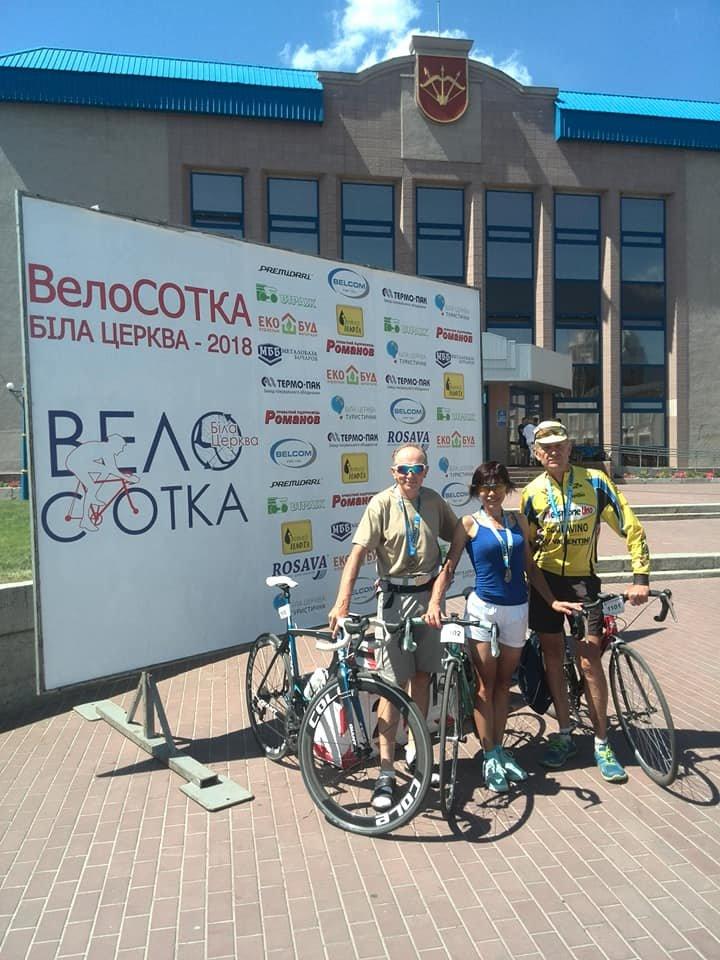 У Білій Церкві відбулися міжнародні велозмагання «ВелоСОТКА Біла Церква – 2018», фото-12