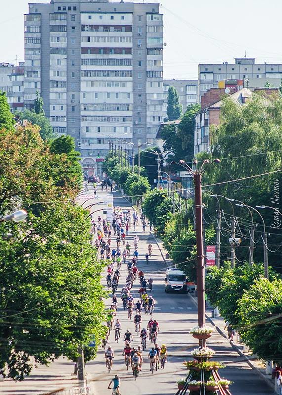 У Білій Церкві відбулися міжнародні велозмагання «ВелоСОТКА Біла Церква – 2018», фото-5