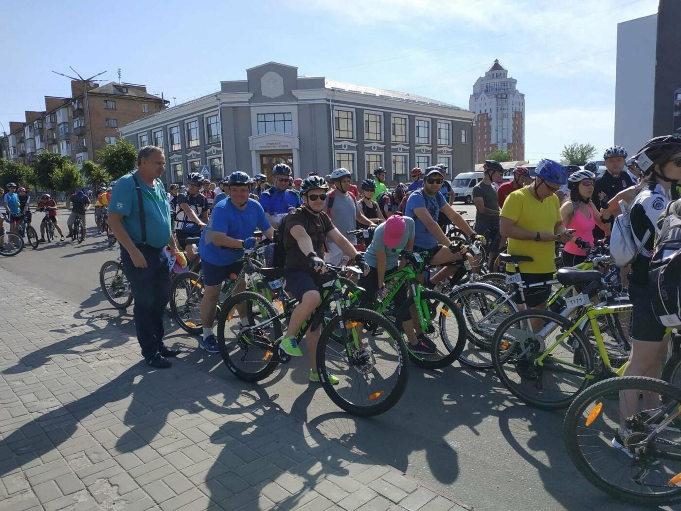 У Білій Церкві відбулися міжнародні велозмагання «ВелоСОТКА Біла Церква – 2018», фото-10
