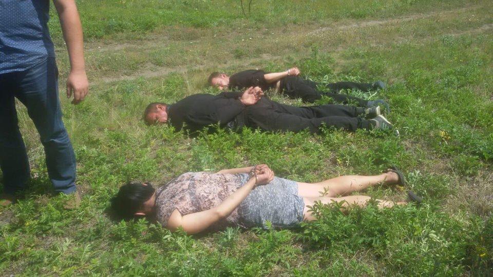На Білоцерківщині затримали нападників на таксиста, фото-1