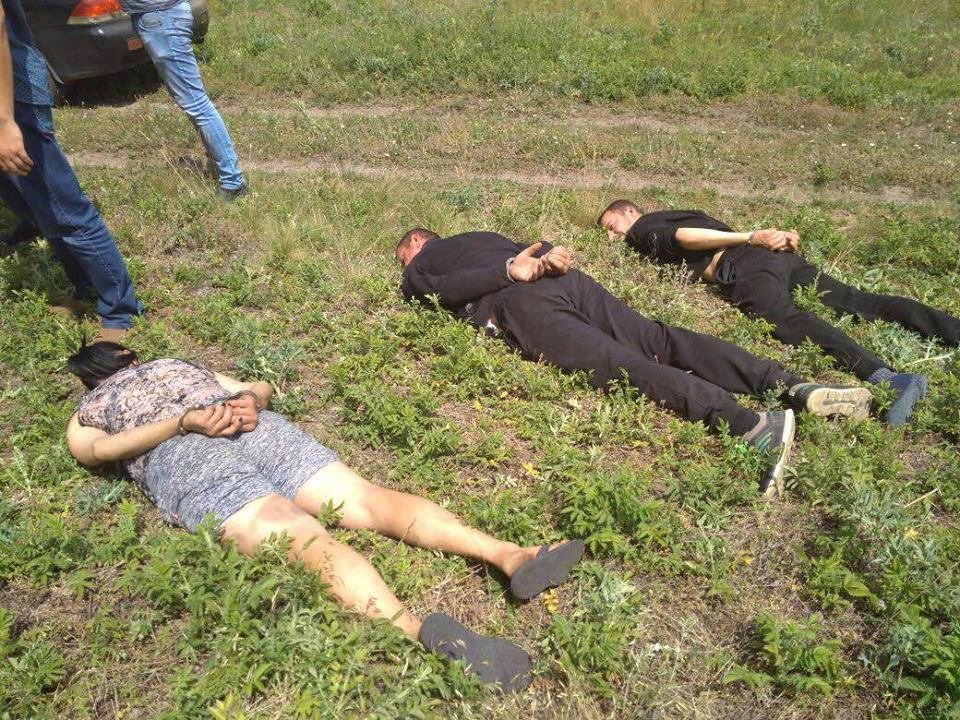 На Білоцерківщині затримали нападників на таксиста, фото-3