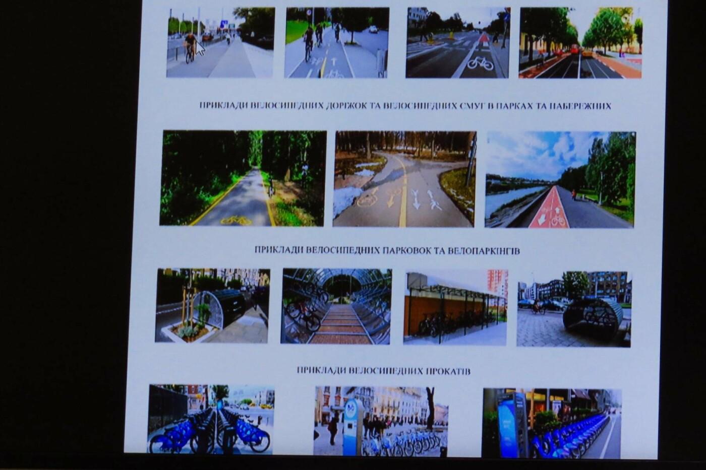Велосипедна інфраструктура в Білій Церкві