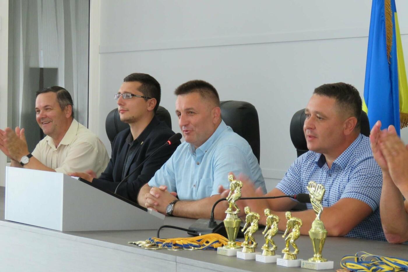 ФК «Арсенал-Біла Церква» став чемпіоном Київщини з футболу