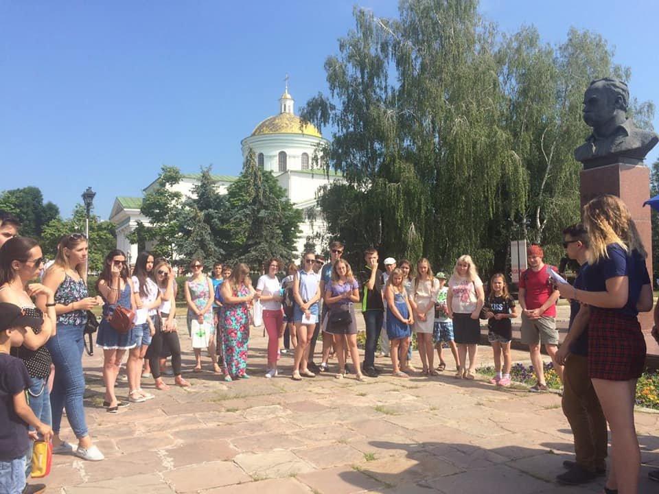 Молодь Білої Церкви взяла участь в історико-пізнавальному квесті, фото-1
