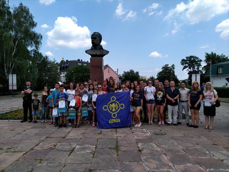 Молодь Білої Церкви взяла участь в історико-пізнавальному квесті, фото-2