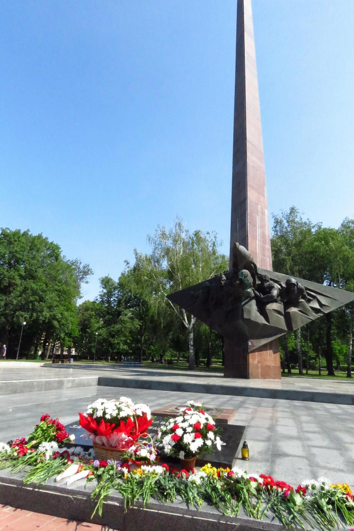 У Білій Церкві вшанували пам'ять жертв Другої світової війни