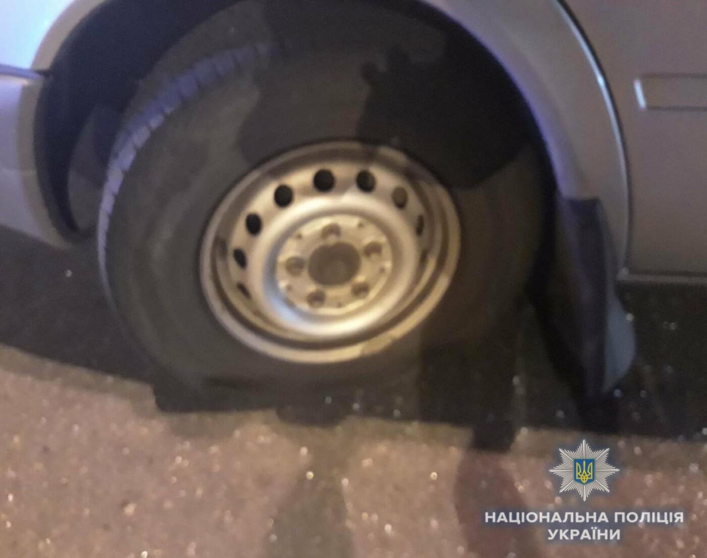 Поліцейські не підтвердили інформацію про обстріл пасажирського мікроавтобусу Київ-Біла Церква, фото-1