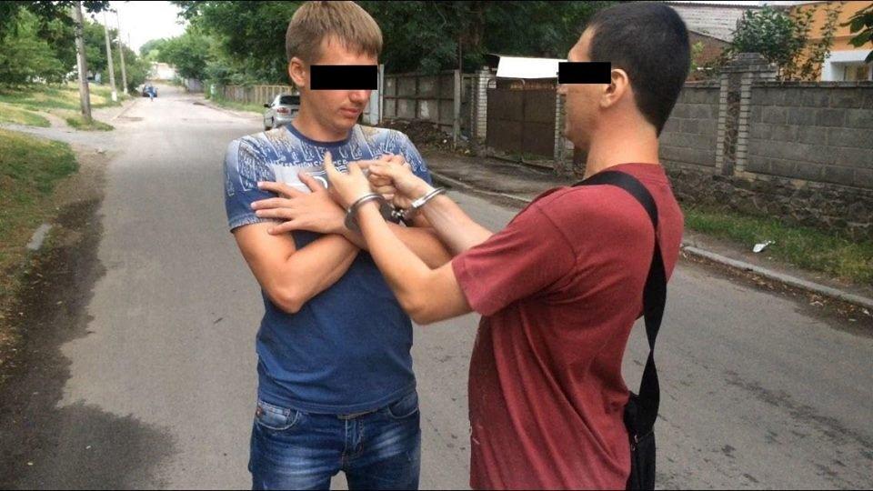 """Білоцерківські поліцейські за """"гарчими слідами"""" розкриди дві крадіжки"""