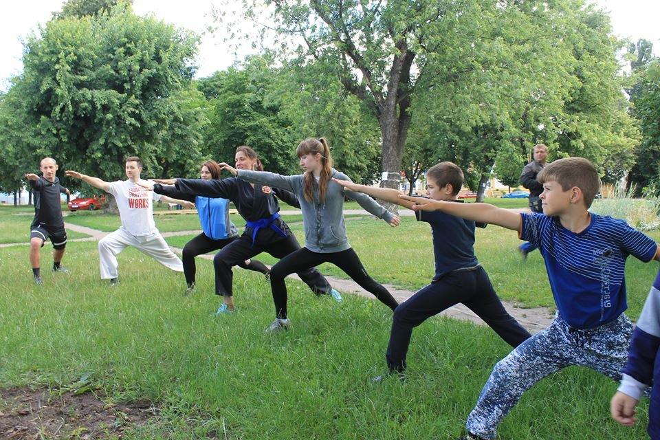 У Білій Церкві яскраво відзначили День молоді та День йоги, фото-19