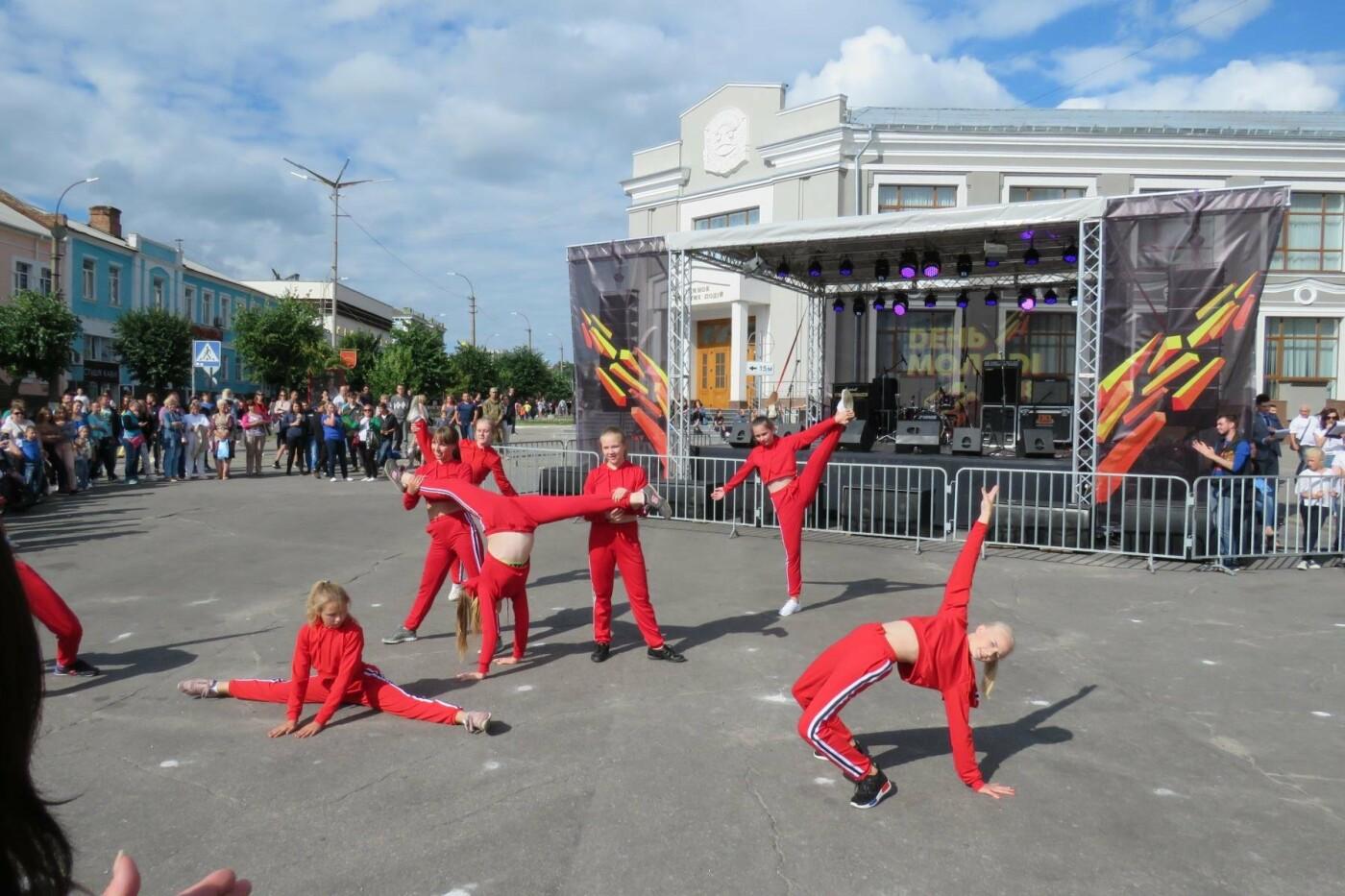 У Білій Церкві яскраво відзначили День молоді та День йоги, фото-9