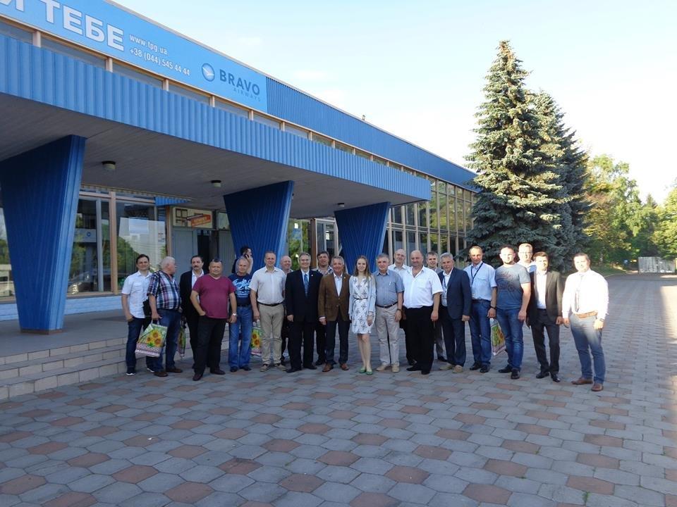 Асоціація «Аеропорти України» підтримала відкриття пункту пропуску на аеродромі «Біла Церква»